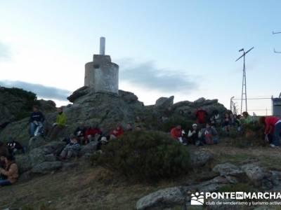 Pico Perdiguera, cerro perdiguera, senderismo social; rutas montaña; rutas en la pedriza